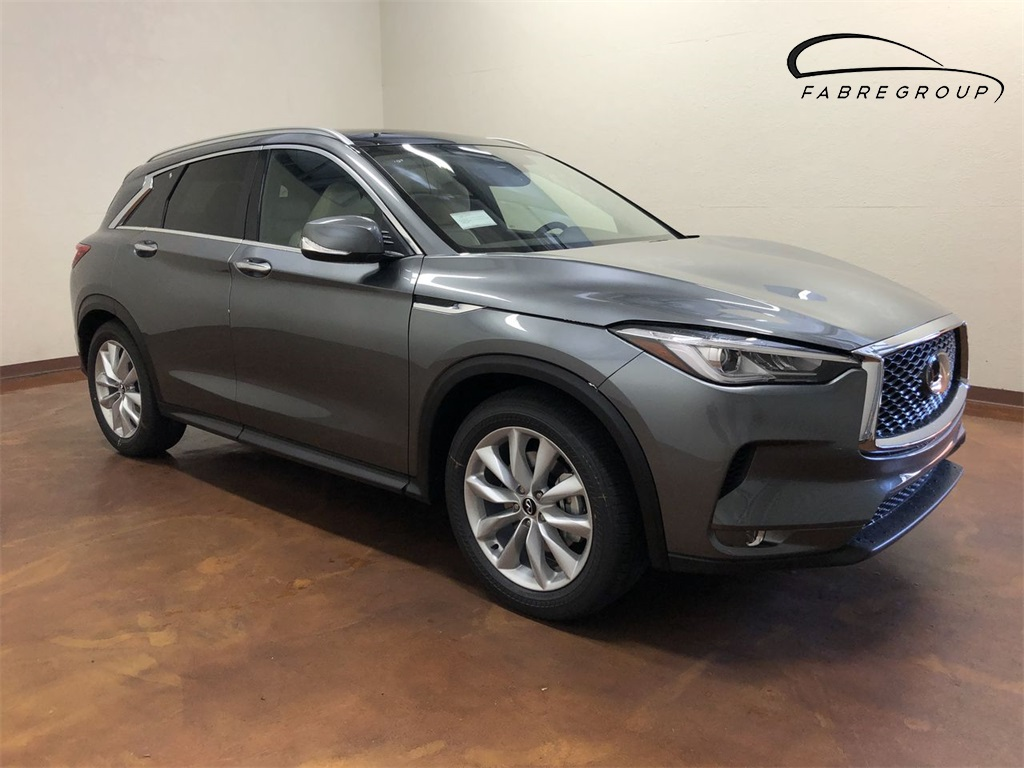New 2019 INFINITI QX50 LUXE HEATED SEATS