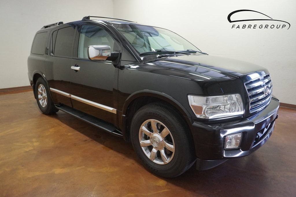 Pre-Owned 2007 INFINITI QX56