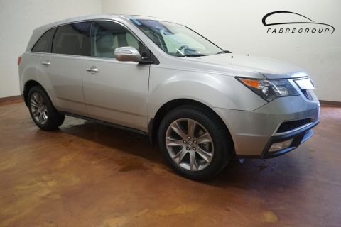 Pre-Owned 2011 Acura MDX 3.7L Advance Package,