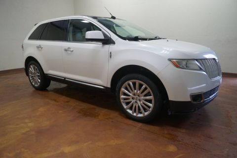 Pre-Owned 2011 Lincoln MKX