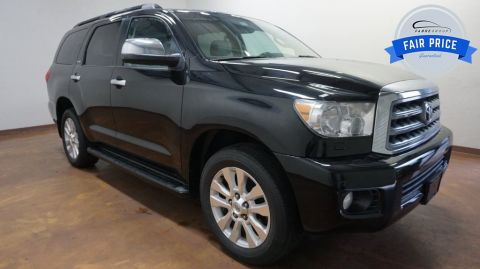 Pre-Owned 2010 Toyota Sequoia Platinum