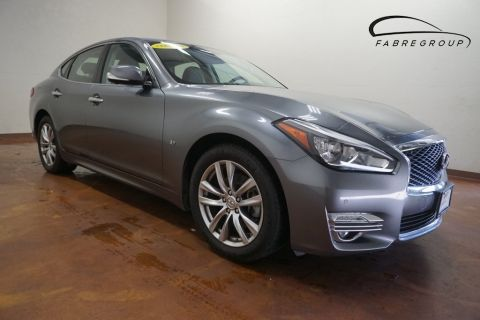 Certified Pre-Owned 2018 INFINITI Q70 3.7 LUXE