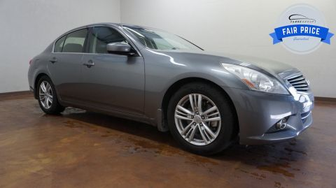 Pre-Owned 2013 INFINITI G37 Journey